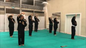 Culture Silat - Répétition Démo Forum des Communautés - 2018 (16)