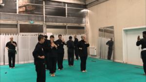 Culture Silat - Répétition Démo Forum des Communautés - 2018 (3)