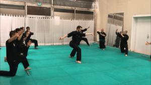 Culture Silat - Répétition Démo Forum des Communautés - 2018 (5)