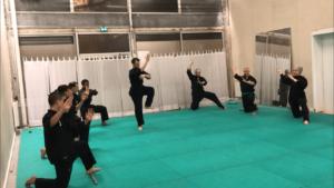 Culture Silat - Répétition Démo Forum des Communautés - 2018 (6)