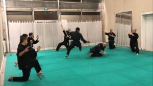 Culture Silat - Répétition Démo Forum des Communautés - 2018 (9)