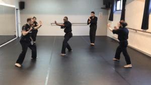Culture Silat - Répétition démonstration Silat DIY (10)