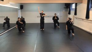 Culture Silat - Répétition démonstration Silat DIY (11)