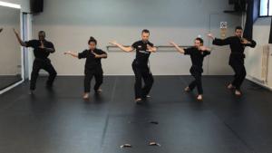 Culture Silat - Répétition démonstration Silat DIY (2)