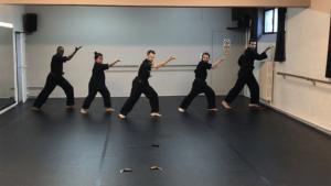 Culture Silat - Répétition démonstration Silat DIY (3)