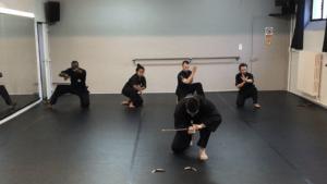 Culture Silat - Répétition démonstration Silat DIY (5)