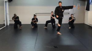 Culture Silat - Répétition démonstration Silat DIY (6)