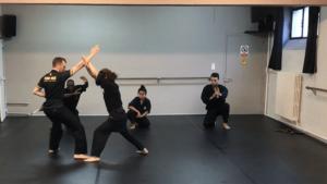 Culture Silat - Répétition démonstration Silat DIY (7)