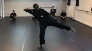 Culture Silat - Répétition démonstration Silat DIY (8)
