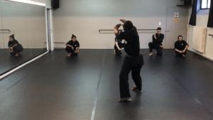 Culture Silat - Répétition démonstration Silat DIY (9)