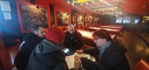 Culture Silat - Second jour de tournage à Paris - 2019 (1)