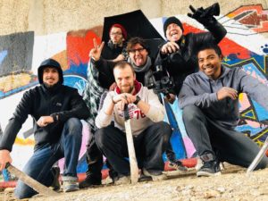 Culture Silat - Second jour de tournage à Paris - 2019 (2)