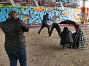 Culture Silat - Second jour de tournage à Paris - 2019 (9)