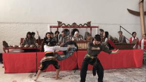 Culture Silat - Silat & Jathilan - Lumbres 2017 (12)