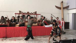 Culture Silat - Silat & Jathilan - Lumbres 2017 (15)