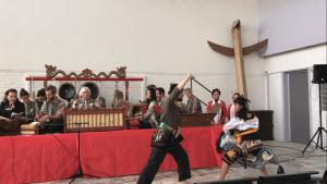 Culture Silat - Silat & Jathilan - Lumbres 2017 (6)