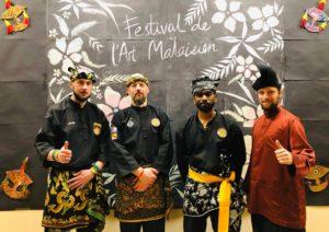 Culture Silat - Silat Seni Gayung Fatani - Festival Seni Malaysia 2019 (1)