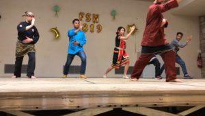 Culture Silat - Silat Seni Gayung Fatani - Festival Seni Malaysia 2019 (11)