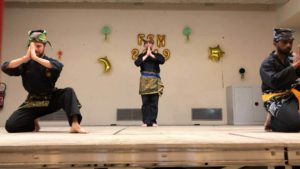 Culture Silat - Silat Seni Gayung Fatani - Festival Seni Malaysia 2019 (14)
