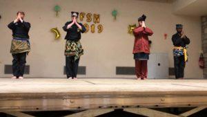 Culture Silat - Silat Seni Gayung Fatani - Festival Seni Malaysia 2019 (16)