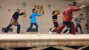 Culture Silat - Silat Seni Gayung Fatani - Festival Seni Malaysia 2019 (18)