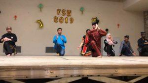 Culture Silat - Silat Seni Gayung Fatani - Festival Seni Malaysia 2019 (19)