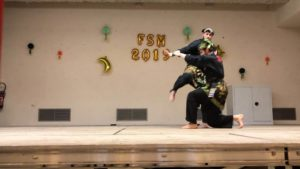 Culture Silat - Silat Seni Gayung Fatani - Festival Seni Malaysia 2019 (21)