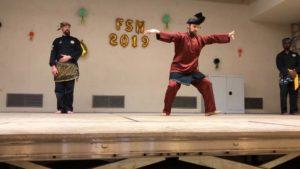 Culture Silat - Silat Seni Gayung Fatani - Festival Seni Malaysia 2019 (25)