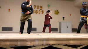 Culture Silat - Silat Seni Gayung Fatani - Festival Seni Malaysia 2019 (26)