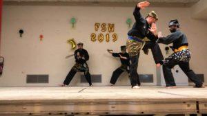 Culture Silat - Silat Seni Gayung Fatani - Festival Seni Malaysia 2019 (31)