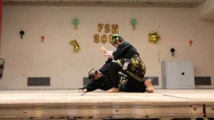 Culture Silat - Silat Seni Gayung Fatani - Festival Seni Malaysia 2019 (33)