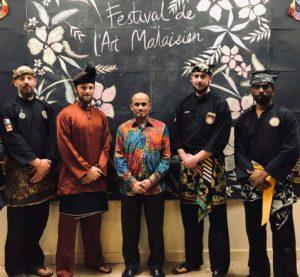 Culture Silat - Silat Seni Gayung Fatani - Festival Seni Malaysia 2019 (4)