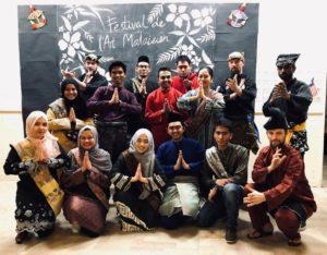 Culture Silat - Silat Seni Gayung Fatani - Festival Seni Malaysia 2019 (5)
