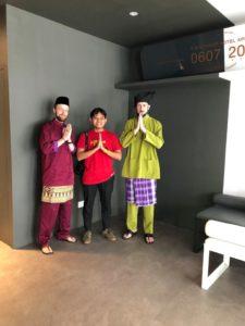 Culture Silat - Stage de Silat Gayung Fatani en Malaisie - 2019 (11)