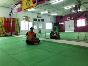 Culture Silat - Stage de Silat Gayung Fatani en Malaisie - 2019 (13)