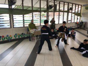 Culture Silat - Stage de Silat Gayung Fatani en Malaisie - 2019 (14)