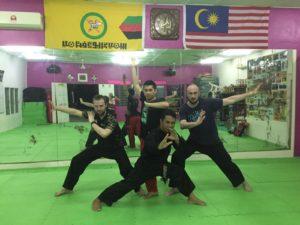 Culture Silat - Stage de Silat Gayung Fatani en Malaisie - 2019 (17)