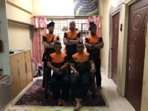 Culture Silat - Stage de Silat Gayung Fatani en Malaisie - 2019 (2)