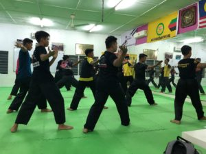 Culture Silat - Stage de Silat Gayung Fatani en Malaisie - 2019 (20)