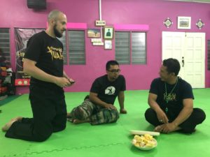 Culture Silat - Stage de Silat Gayung Fatani en Malaisie - 2019 (22)