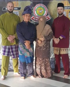 Culture Silat - Stage de Silat Gayung Fatani en Malaisie - 2019 (23)