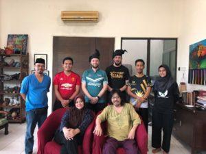 Culture Silat - Stage de Silat Gayung Fatani en Malaisie - 2019 (25)