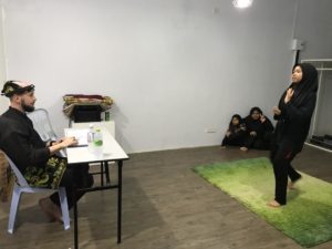 Culture Silat - Stage de Silat Gayung Fatani en Malaisie - 2019 (27)