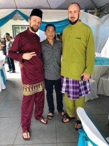Culture Silat - Stage de Silat Gayung Fatani en Malaisie - 2019 (29)