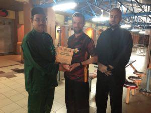 Culture Silat - Stage de Silat Gayung Fatani en Malaisie - 2019 (30)