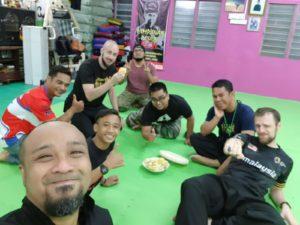 Culture Silat - Stage de Silat Gayung Fatani en Malaisie - 2019 (33)