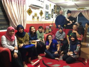 Culture Silat - Stage de Silat Gayung Fatani en Malaisie - 2019 (4)
