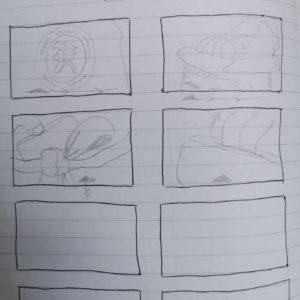 Culture Silat - Storyboard Clip Silat - 2017 (1)