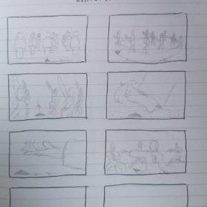 Culture Silat - Storyboard Clip Silat - 2017 (2)