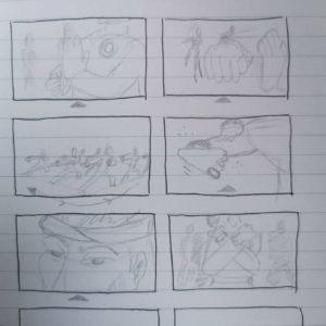 Culture Silat - Storyboard Clip Silat - 2017 (3)
